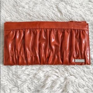 Miche Classic Sheila Orange Leather Shell Cover
